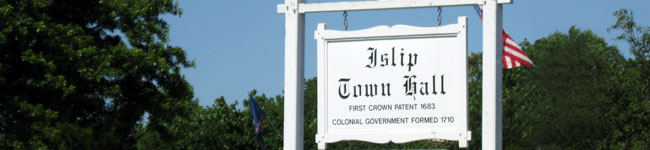Town of Islip Fire Departments